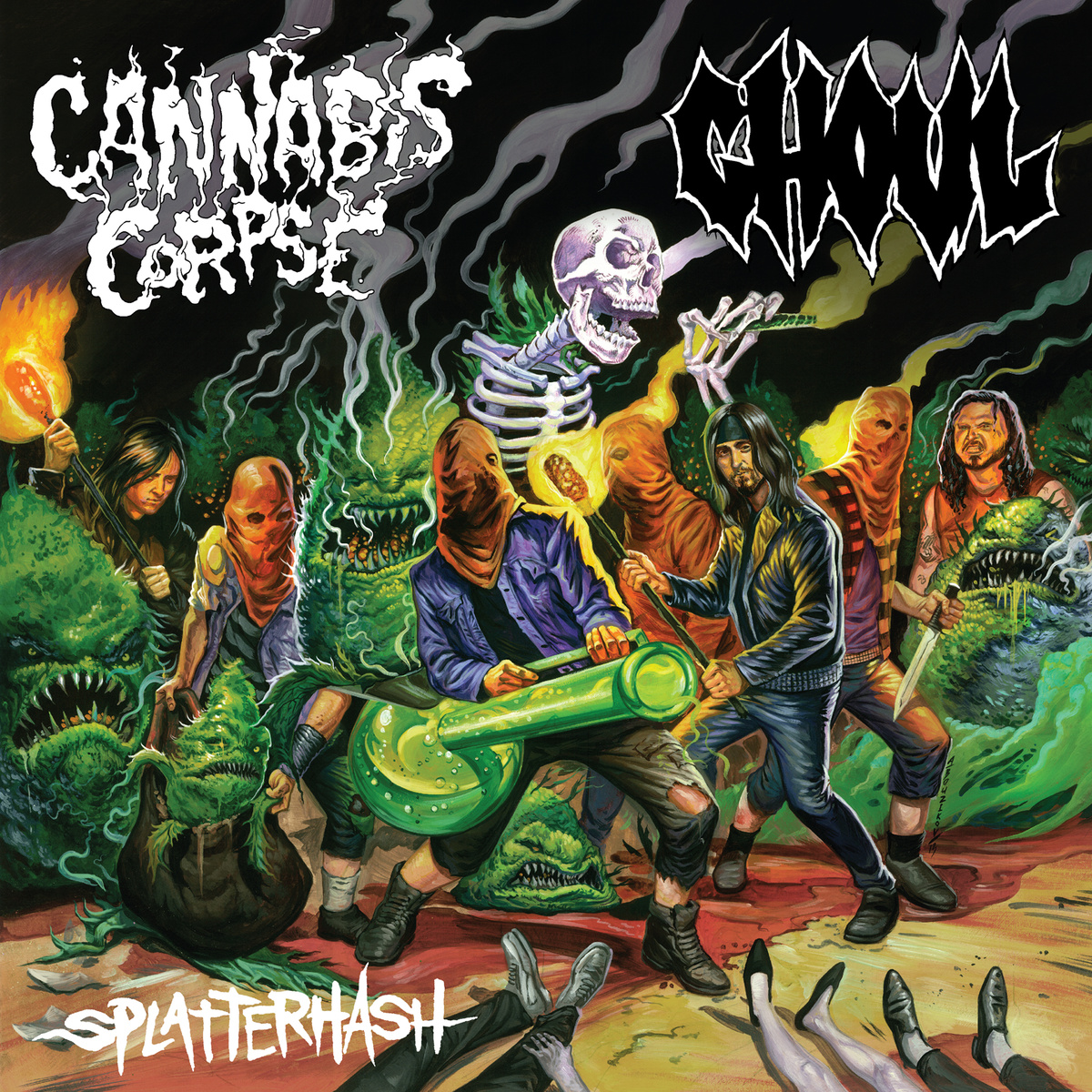 Cannibas_Ghoul - Splatterhash