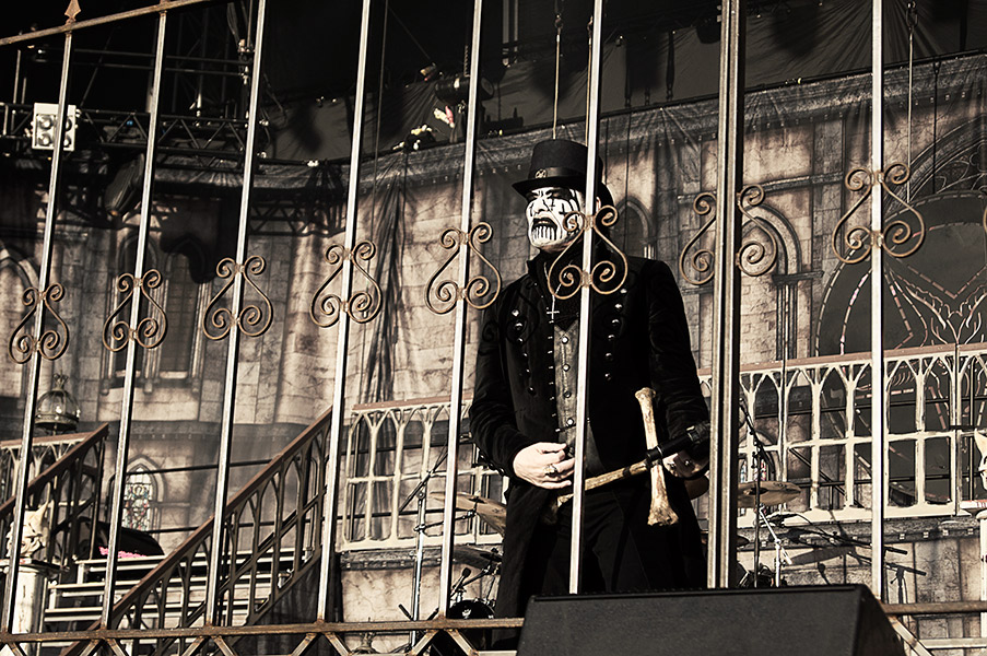 King Diamond Live Photos - Tuska 2013 by Sam Roon