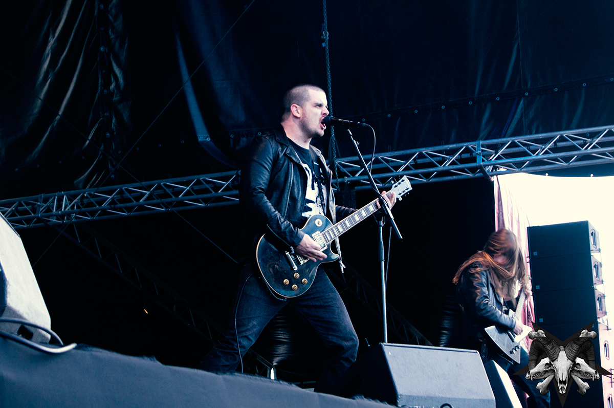 NAILS LIVE PHOTOS FROM TUSKA OPEN AIR METAL FESTIVAL 2014