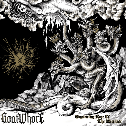 Goatwhore - Constricting Rage Of The Merciless