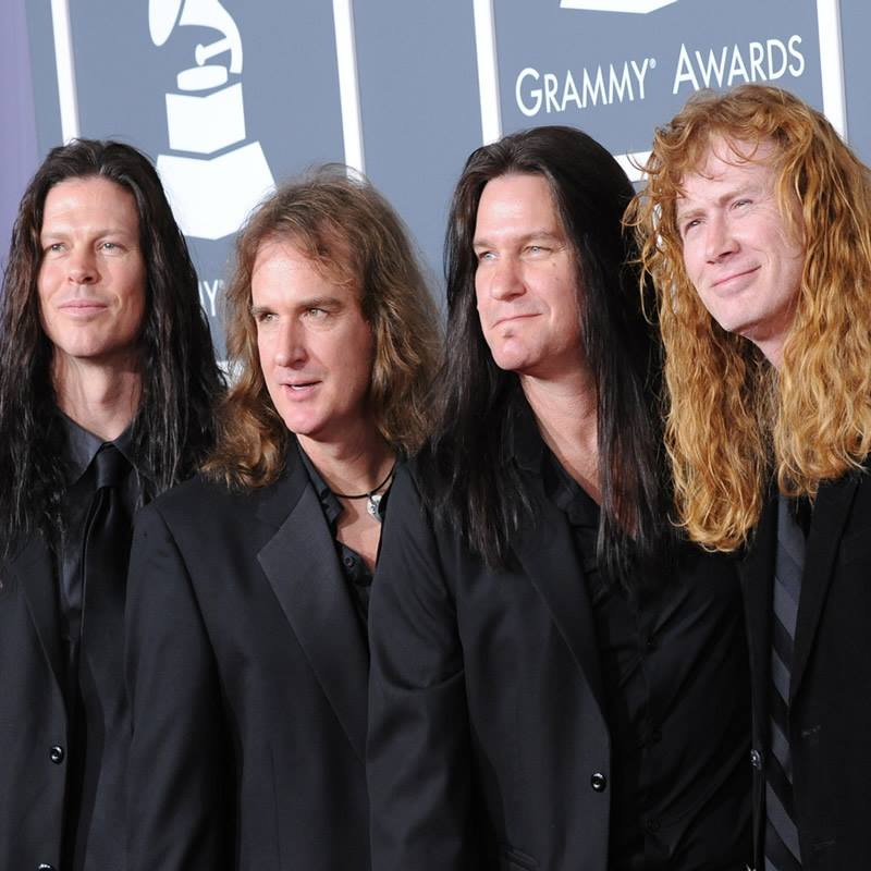 MEGADETH REFUSES TO PLAY FESTIVAL IF SALMON IS BEING SERVED / REFUSE TO TAKE THE STAGE WHILE SECOND STAGE IS MAKING NOISE