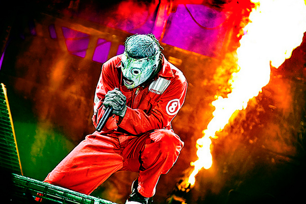 "SLIPKNOT: ""THE NEGATIVE ONE"" SINGLE STREAMING ONLINE!"