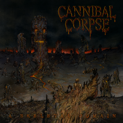 Cannibal Corpose - A Skeletal Domain