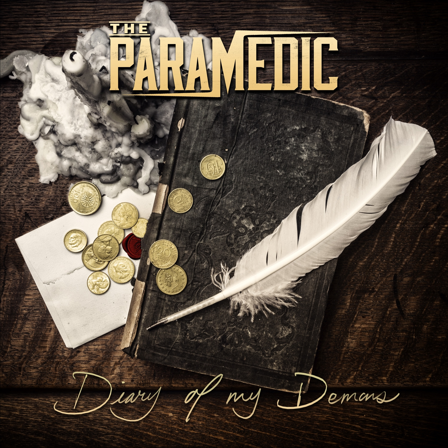 The Paramedic - Diary Of My Demons