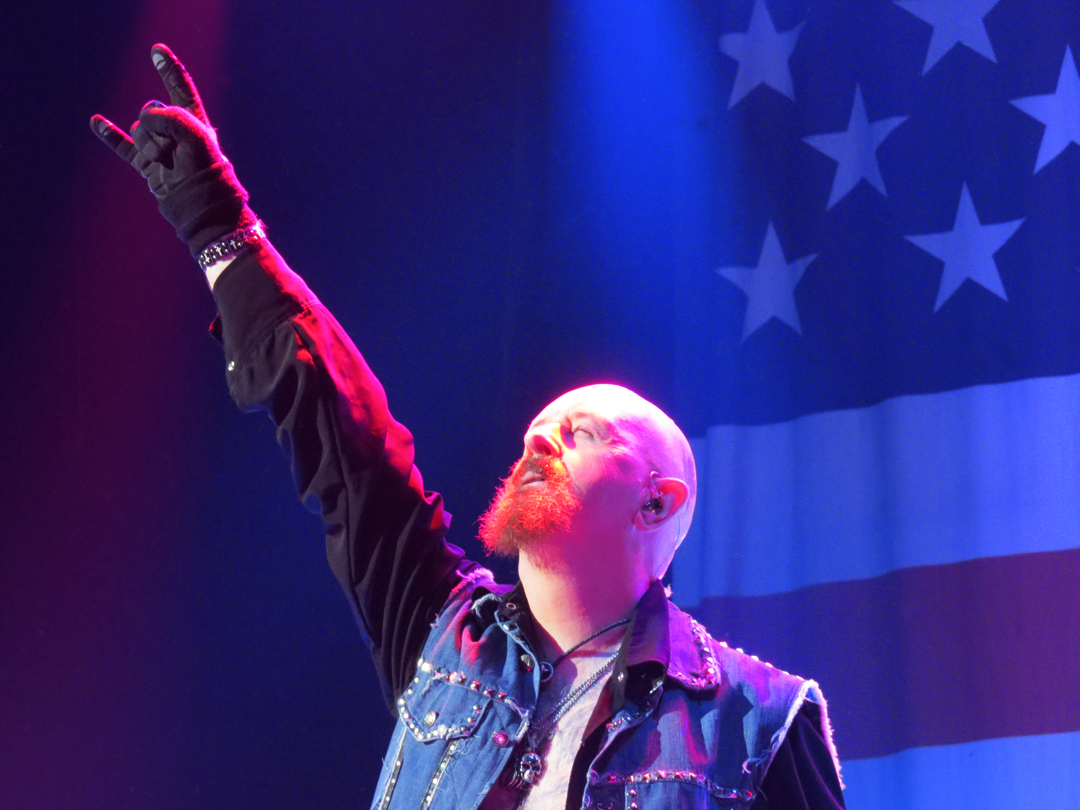 JUDAS PRIEST PUT ON A LEGENDARY SHOW AT BARCLAYS CENTER IN BROOKLYN!