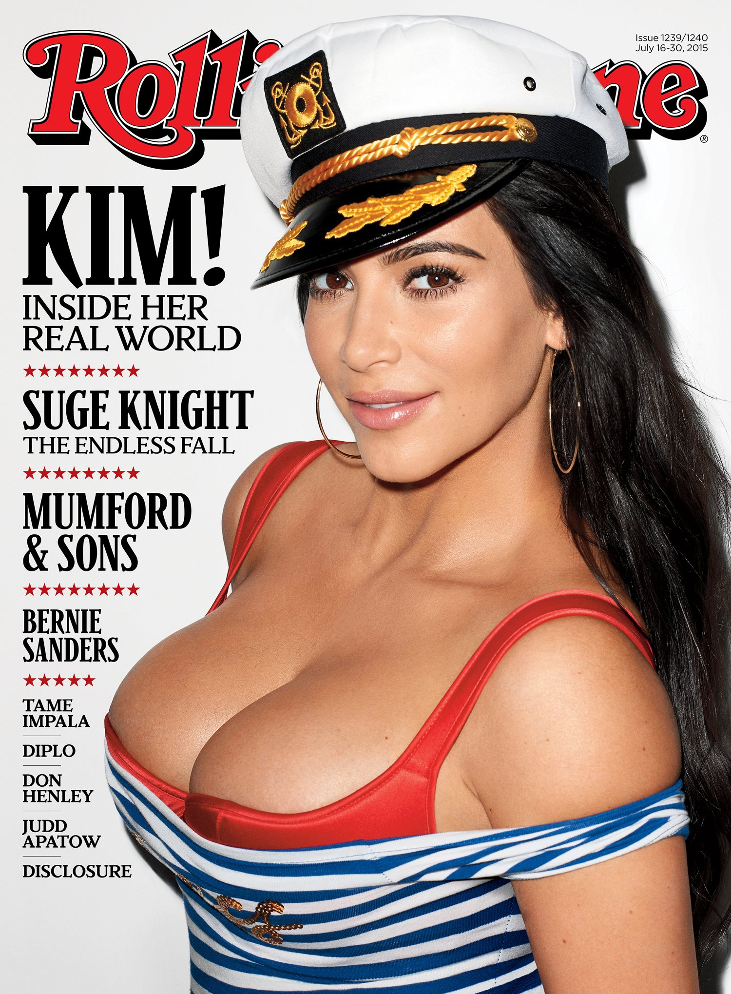 Rolling Stone's Kim Kardashian Cover Is Justified?