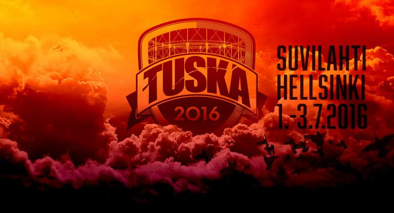 Tuska Open Air Metal Festival 2016