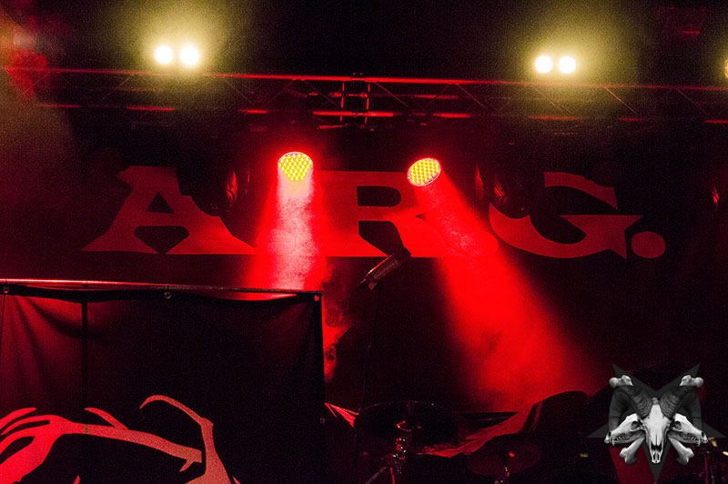 A.R.G. Live Photos From Unioni Festival In Helsinki, Finland By Sam Roon!