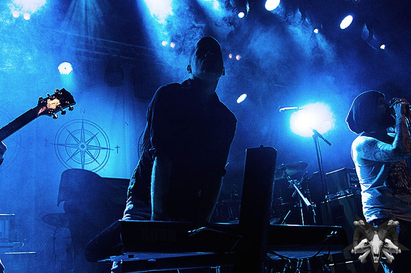 Swallow The Sun Live Photos From Unioni Festival In Helsinki, Finland By Sam Roon!