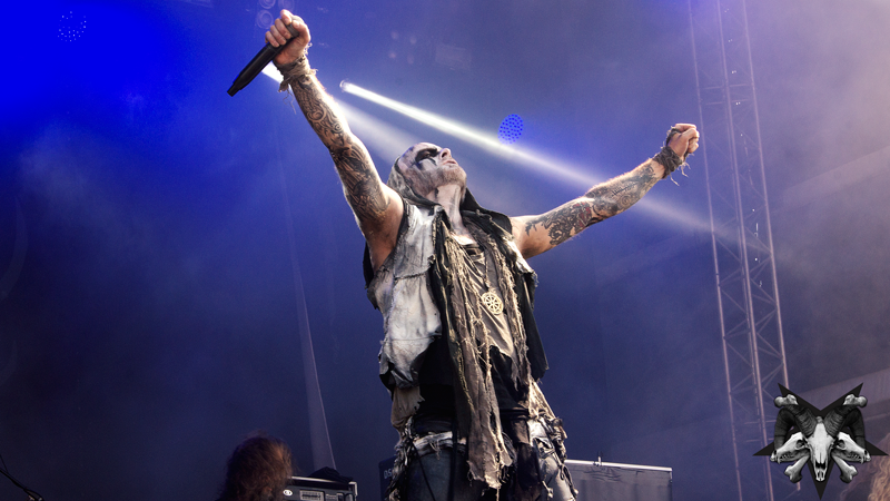 Primordial Live Photos From Tuska 2016!