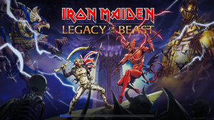 Iron Maiden - Legacy of the Beast Mobile Game Review