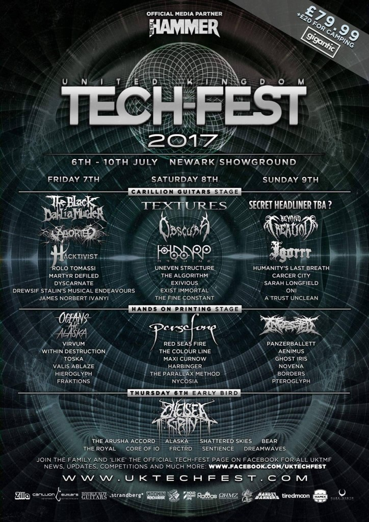 UK Tech Fest 2017 Split
