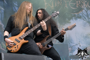 Wintersun Live Photos From Tuska Open Air Metal Festival 2017