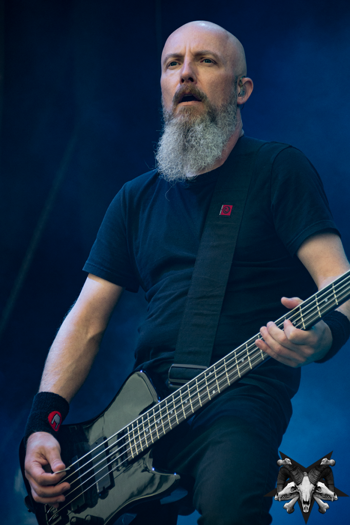 Devin Townsend Project Live Photos From Tuska Open Air Metal Festival 2017