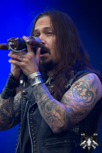 Amorphis Live Photos From Tuska Open Air Metal Festival 2017