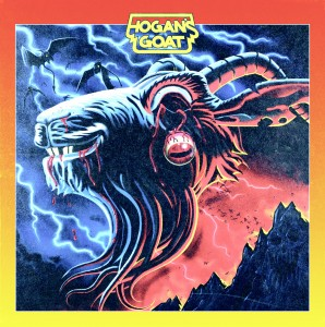 Hogan's Goat - Cover