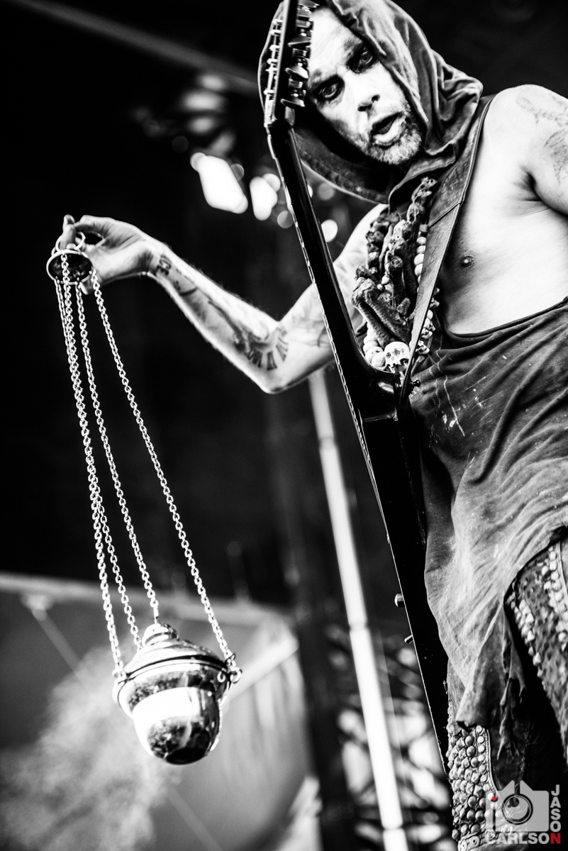 Behemoth Live Photos From Chicago Open Air By Jason Carlson