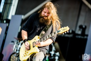 Lamb of God - Chicago Open Air - By Jason Carlson