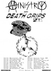Ministry and Death Grips Announce Fall US Tour