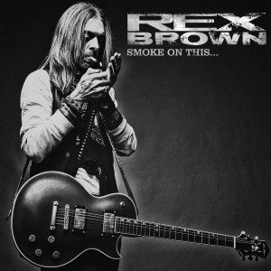 Rex Brown - Smoke On This Cover