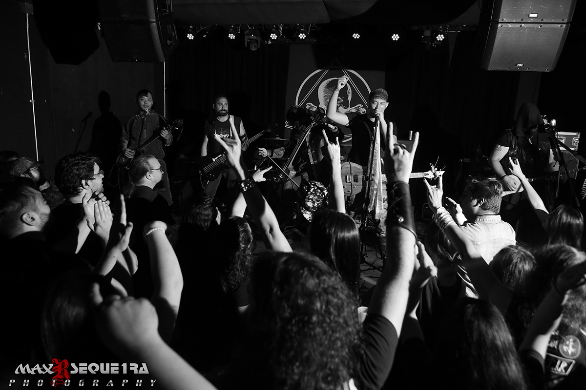 Tengger Cavalry Live Photos From Saint Vitus in Brooklyn, NY
