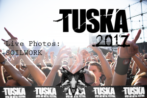 Soilwork Live Photos From Tuska Open Air Metal Festival 2017