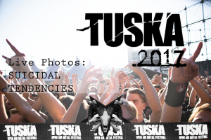 Suicidal Tendencies Live Photos From Tuska Open Air Metal Festival 2017