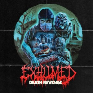 Exhumed - Death Revenge Cover
