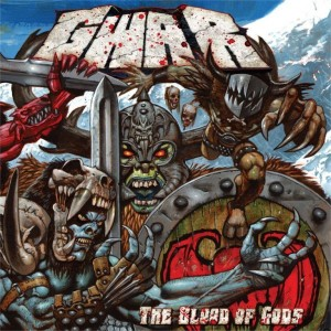 GWAR - The Blood of Gods - Cover