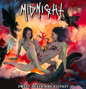 Midnight - Sweet Death Cover