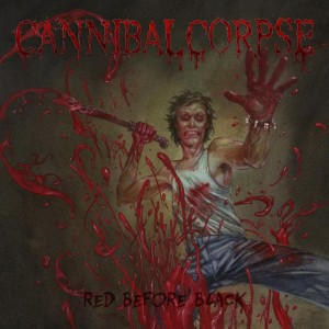 Cannibal Corpse - Red Before Black - Cover