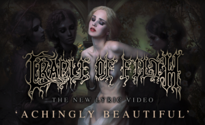 Cradel of Filth - Achingly Beautiful