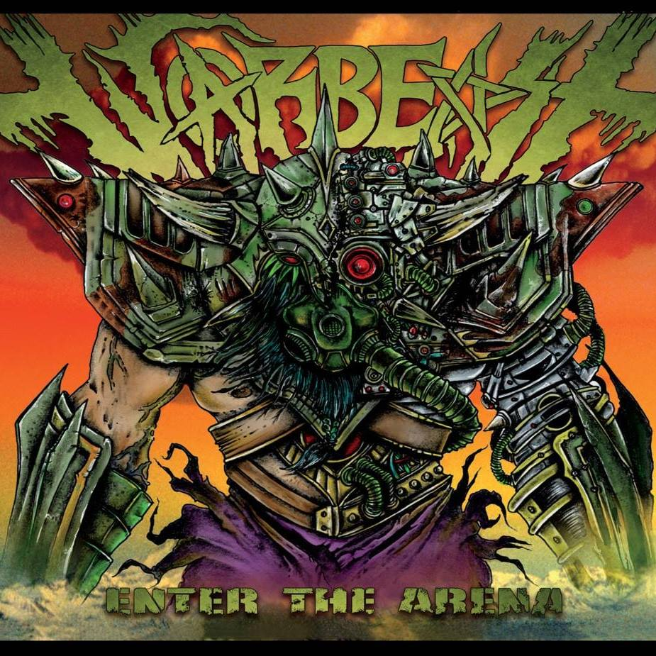 Warbeast - Enter the Arena - Cover