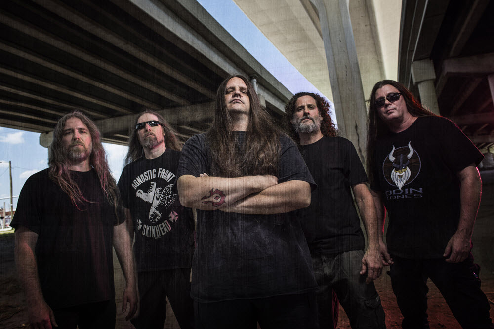 Cannibal Corpse - Promo - 2017
