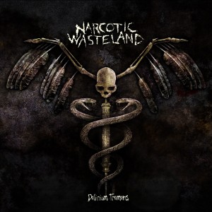 Narcotic Wasteland - Delirium Tremens - Cover