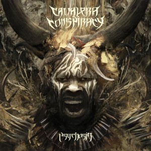 Cavalera Conspiracy - Psychosis - Cover
