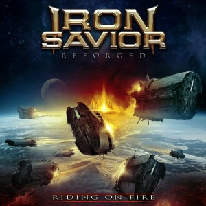 Iron Savior - Reforged - Cover