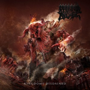 Morbid Angel - Kingdoms Disdained - Cover