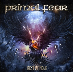 Primal Fear - Best of Fear - Cover
