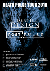 Death Pulse Tour 2018 With Post Pulse & Death Design