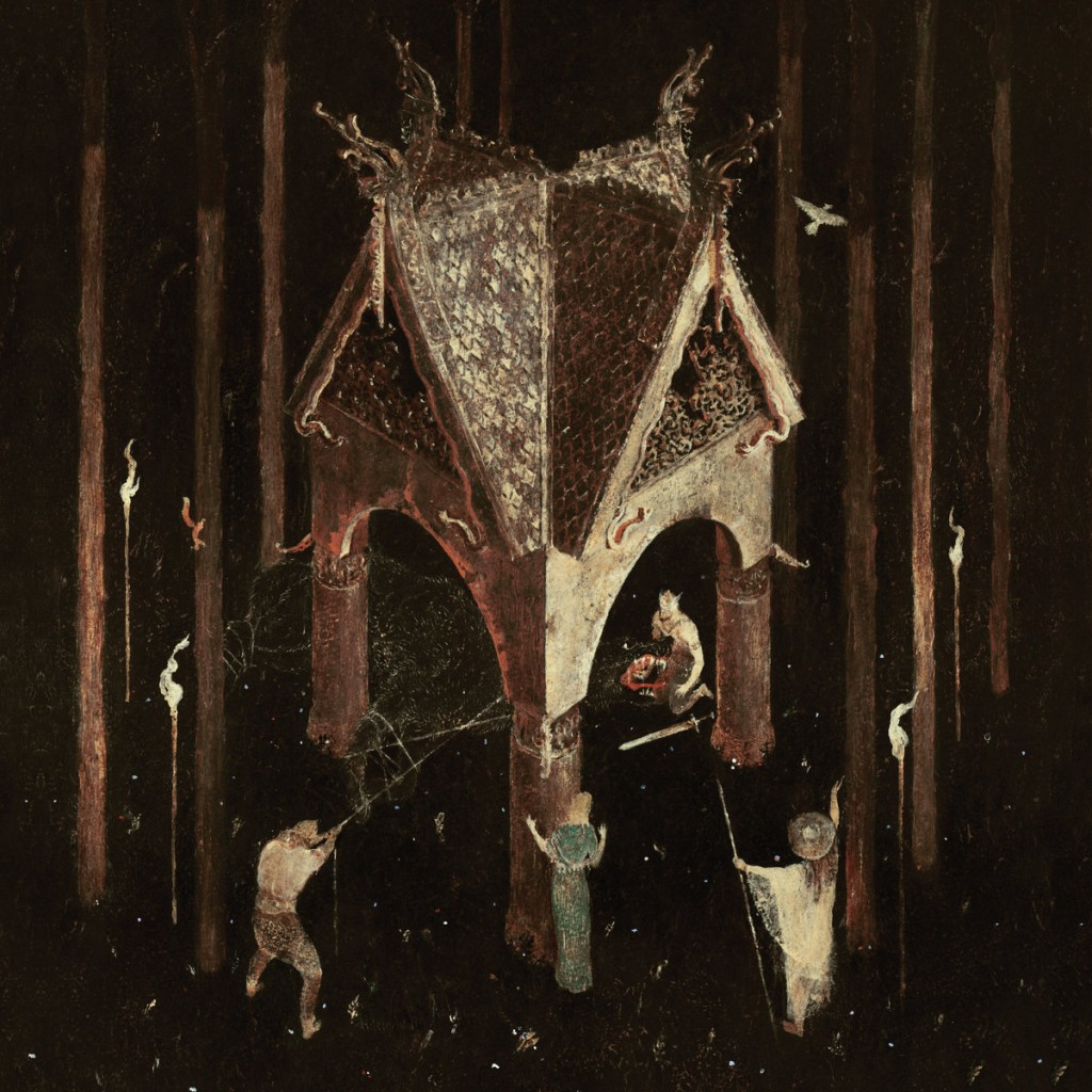 Wolves in the Throne Room, Thrice Woven
