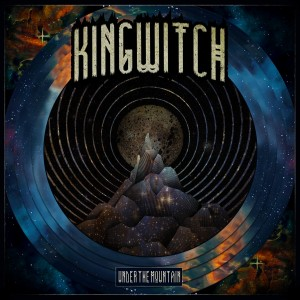 King Witch - Under the Mountain - Cover
