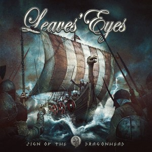 Leaves Eyes - Sign of Dragonhead - Cover