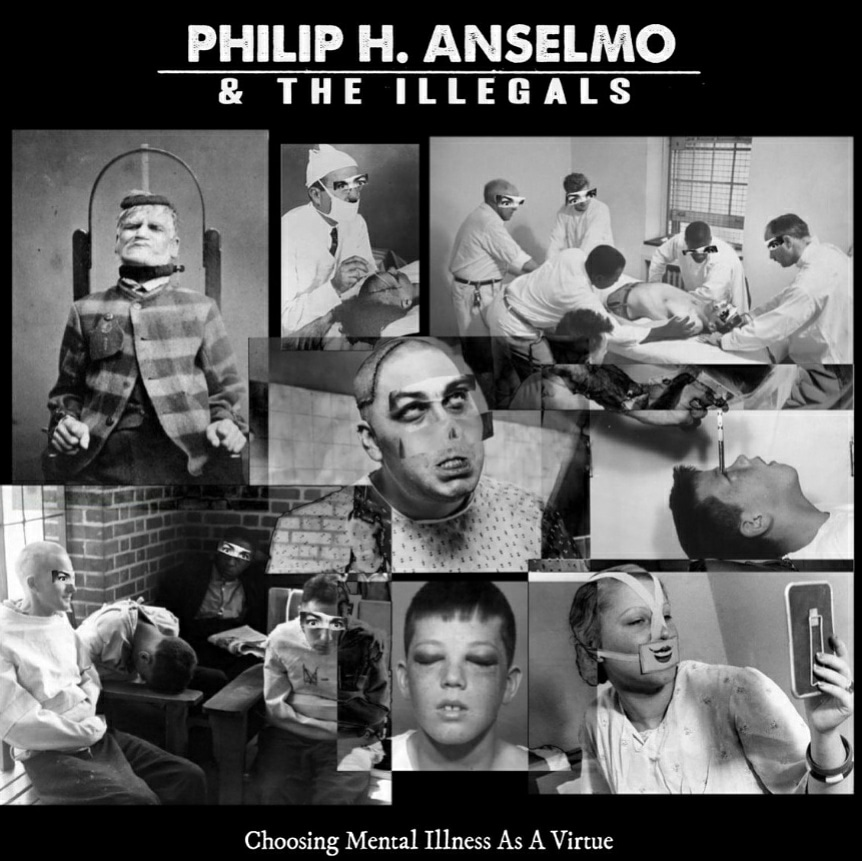 Philip Anselmo Illegals - Illness - Cover