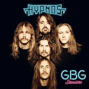 Hypnos - GBG Sessions - Cover