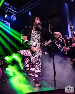 Soulfly - Chicago - Live Photo By Jason Carlson