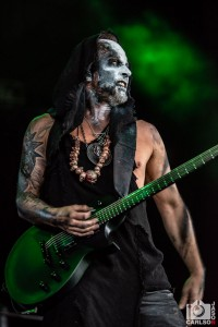 Behemoth - Tinley Park - Live Photo By Jason Carlson