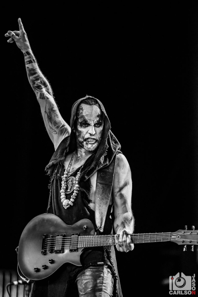 Behemoth - Live at Tinley Park, Illinois, by Jason Carlson
