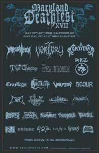 Maryland Death Fest - Initial Announcements