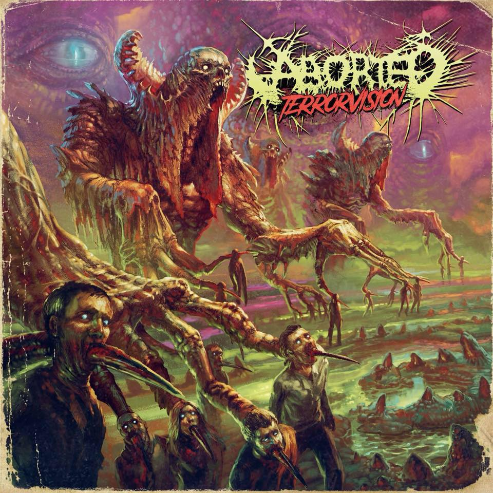 Aborted - Terrorvision - Cover
